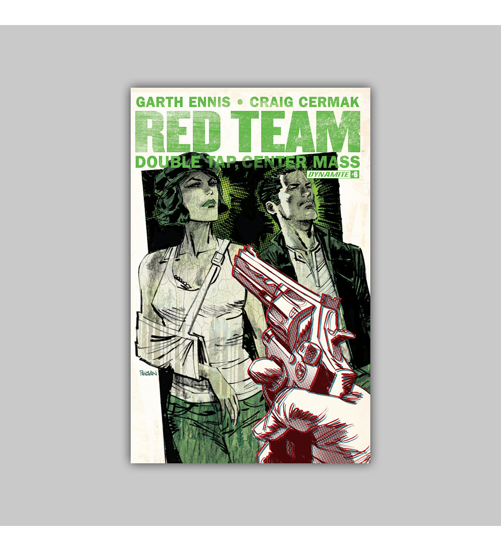 Red Team: Double Tap, Center Mass 6 2017