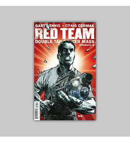 Red Team: Double Tap, Center Mass 8 2017