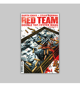 Red Team: Double Tap, Center Mass 9 2017