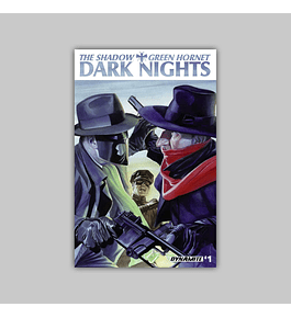 Shadow/Green Hornet: Dark Nights 1 2013