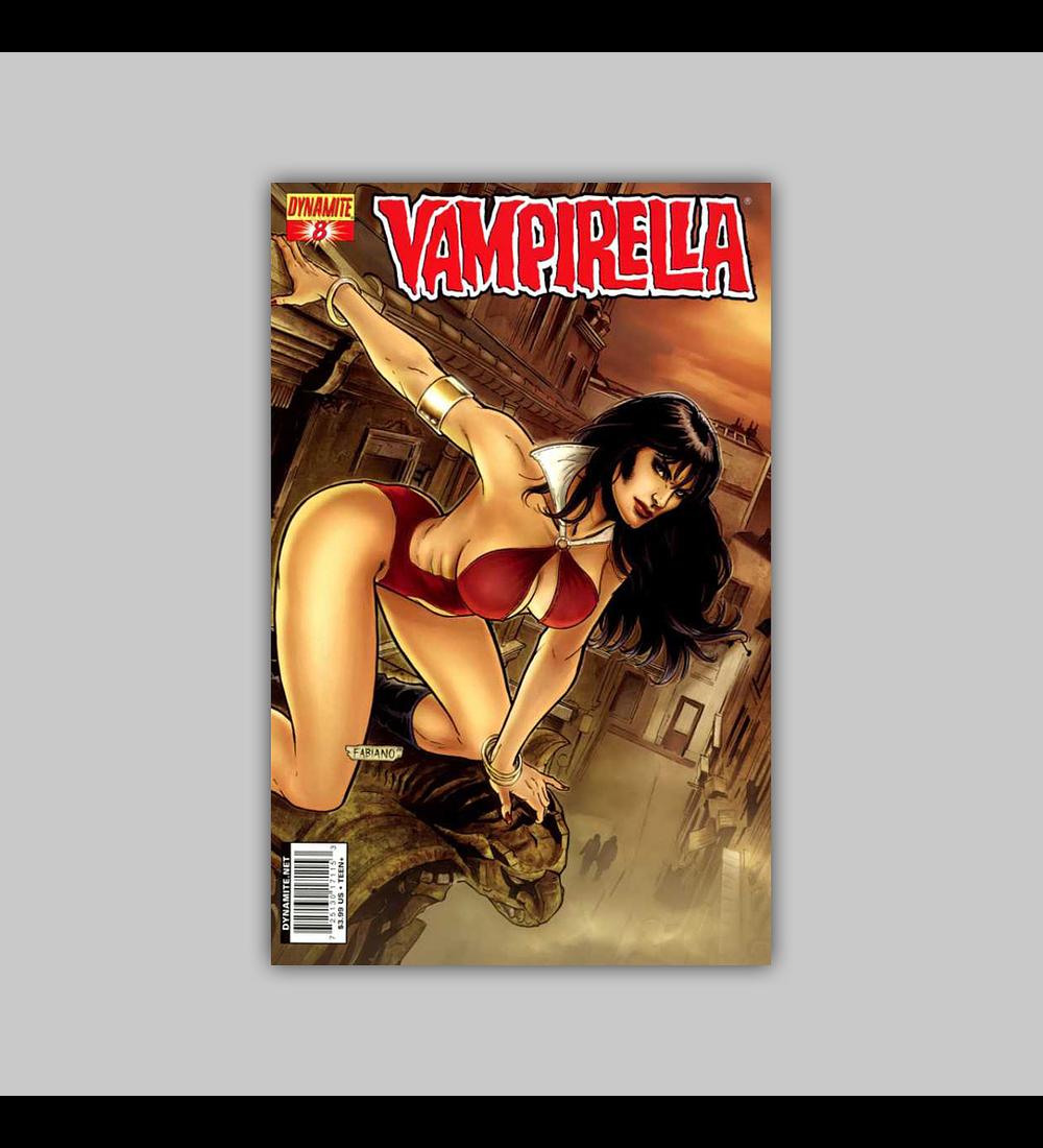 Vampirella 8 2011