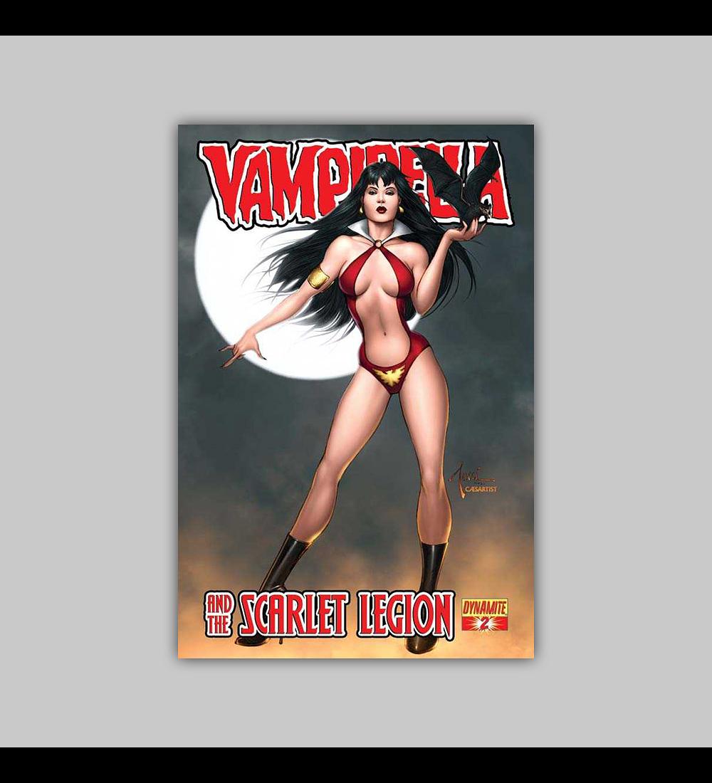 Vampirella and the Scarlet Legion 2 2011