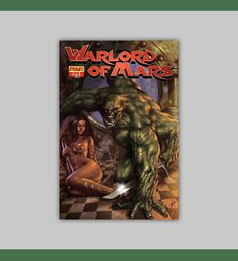 Warlord of Mars 25 2012
