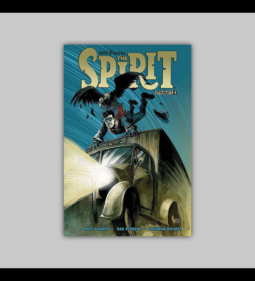 Will Eisner's the Spirit 2 2015