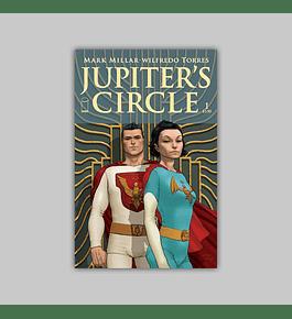 Jupiter's Circle 1 2015