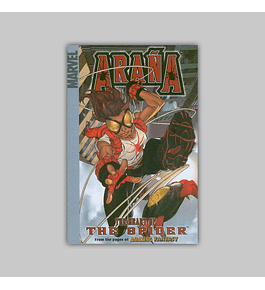 Araña Vol. 01: Heart of the Spider Digest 2005