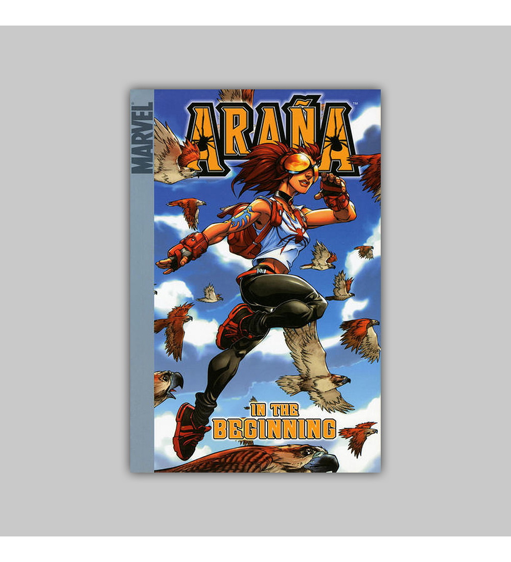 Araña Vol. 02: In the Beginning Digest 2005