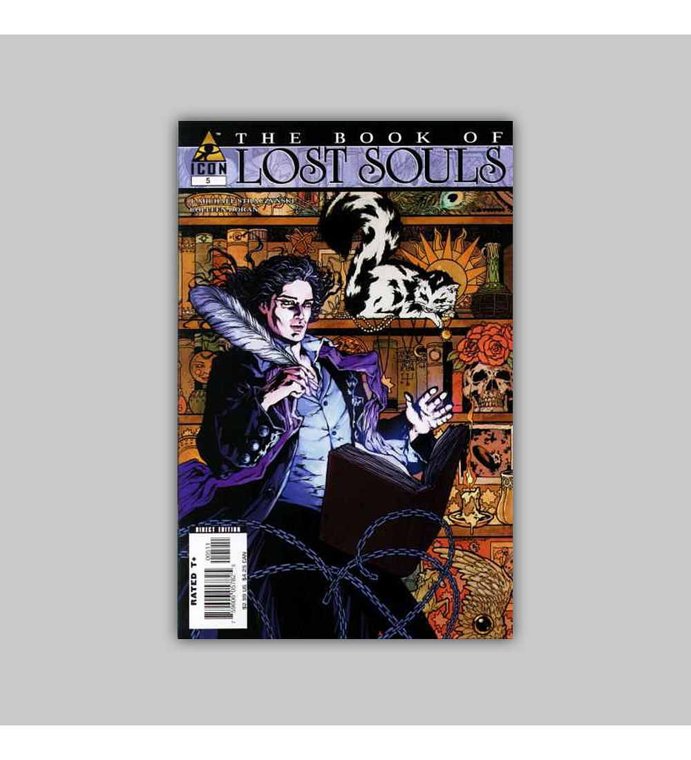 Book of Lost Souls 1 2005