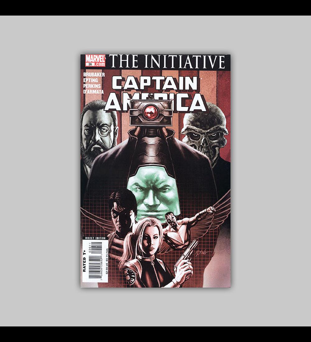 Captain America (Vol. 5) 26 2007