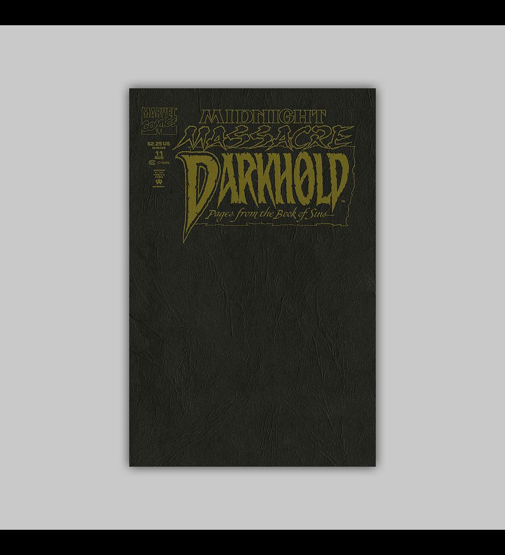 Darkhold 11 1993
