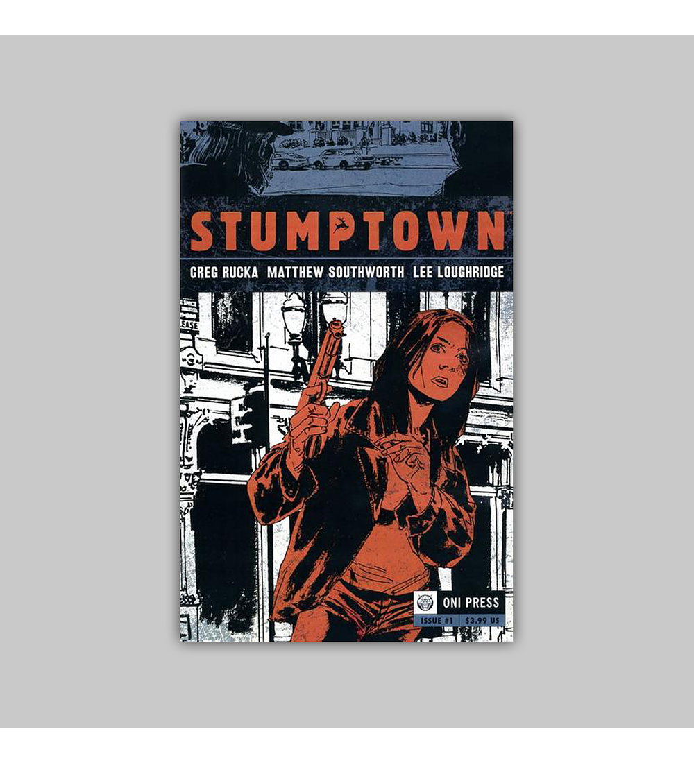 Stumptown 1 2009