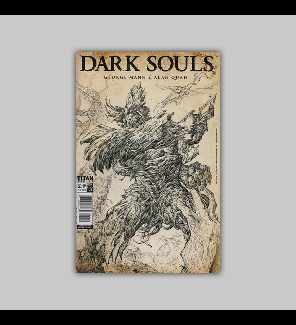 Dark Souls 2 2nd printing 2016
