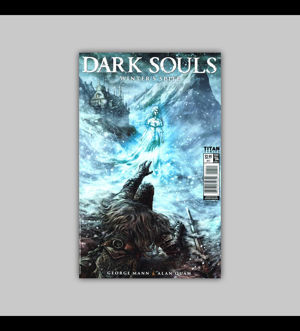 Dark Souls: Winter's Spite 4 2017