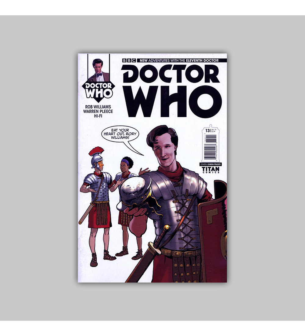 Doctor Who: The Eleventh Doctor 13 2015