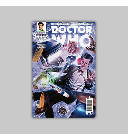 Doctor Who: The Eleventh Doctor Year Three 1 B 2016