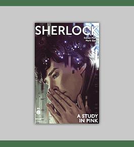 Sherlock: A Study in Pink 6 2016