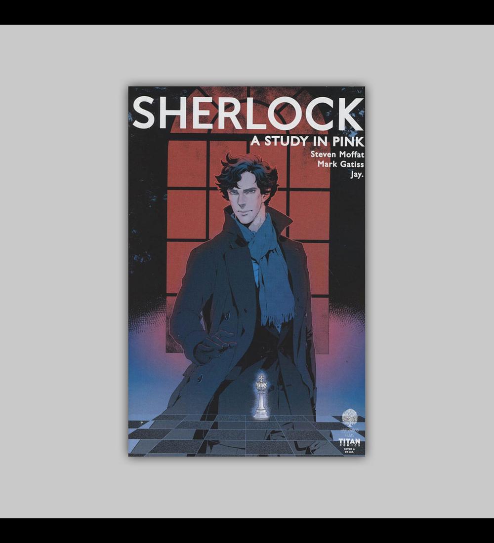 Sherlock: A Study in Pink 3 2016