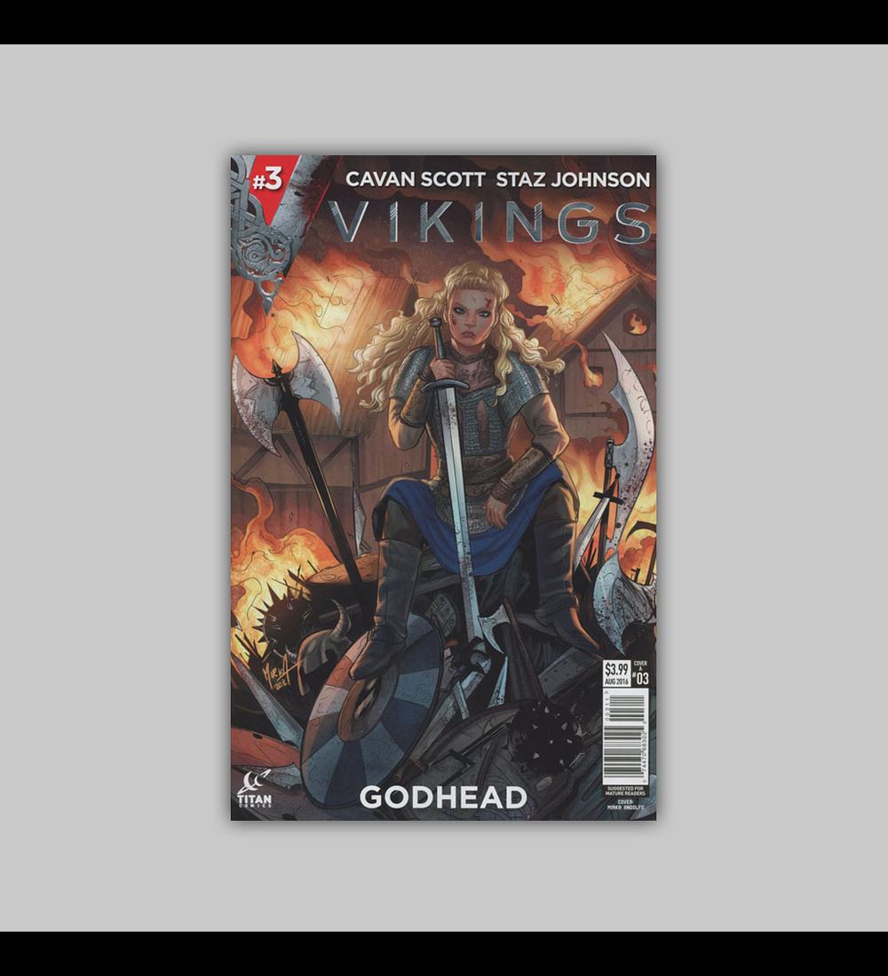 Vikings: Godhead 3 2016