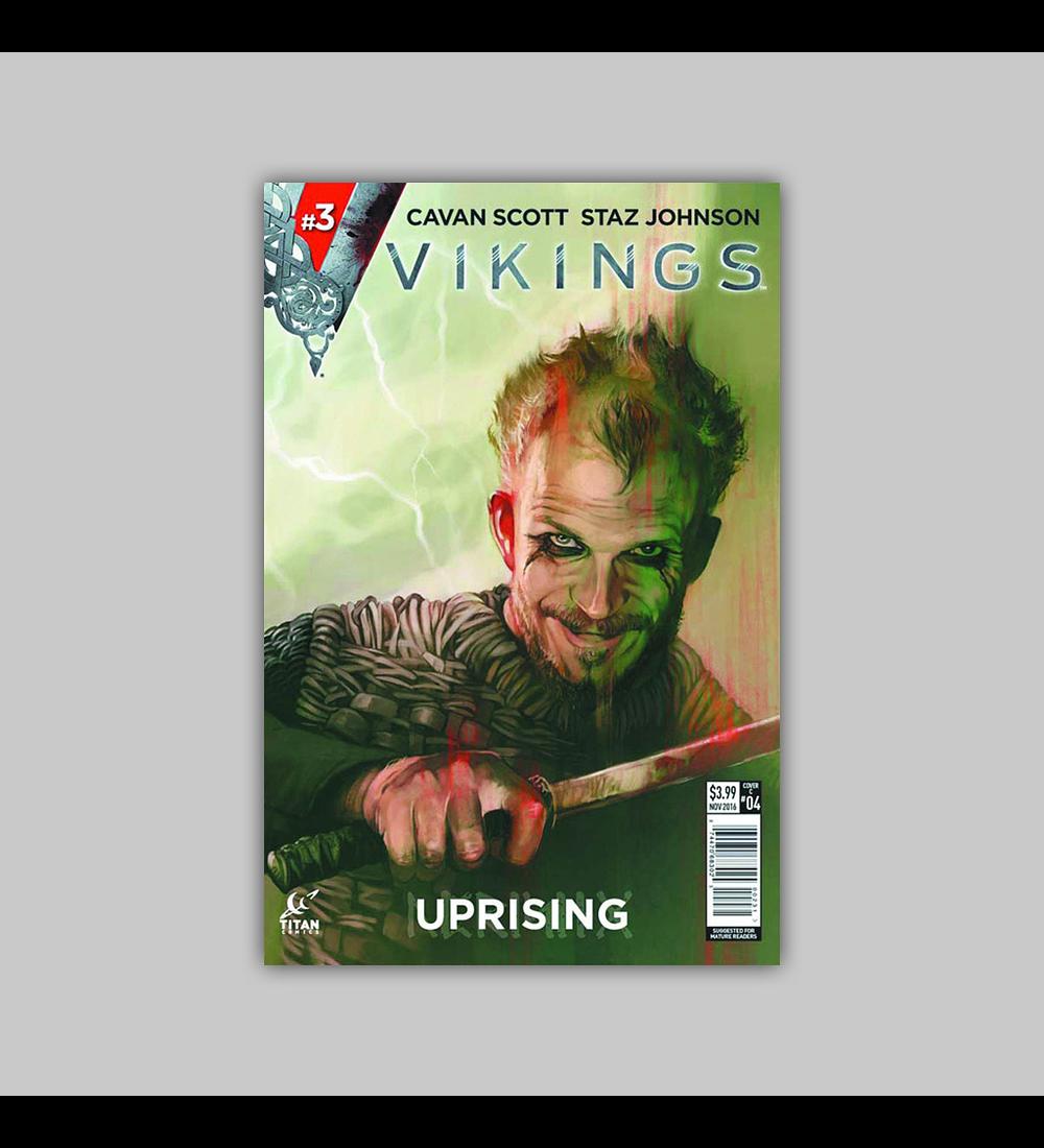 Vikings: Uprising 3 2016