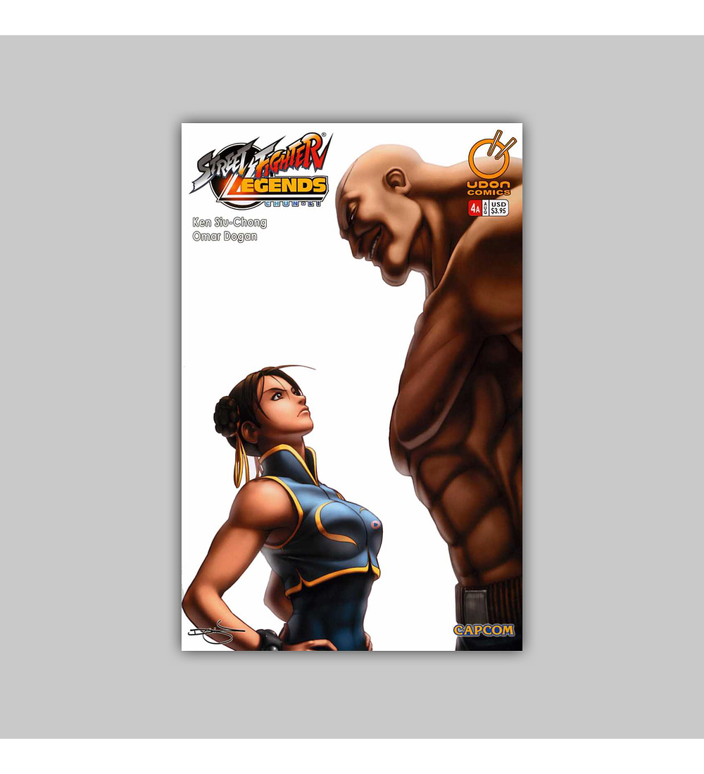 Street Fighter Legends: Chun Li 4 A 2009