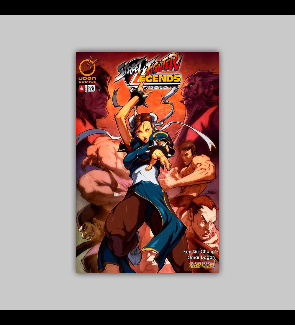 Street Fighter Legends: Chun Li 4 B 2009
