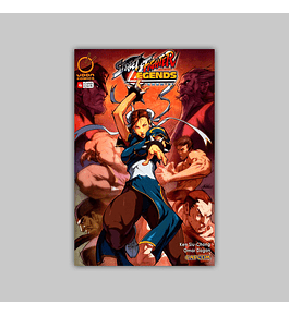 Street Fighter Legends: Chun Li 4 B 2009
