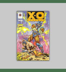 X-O Manowar 14 1993