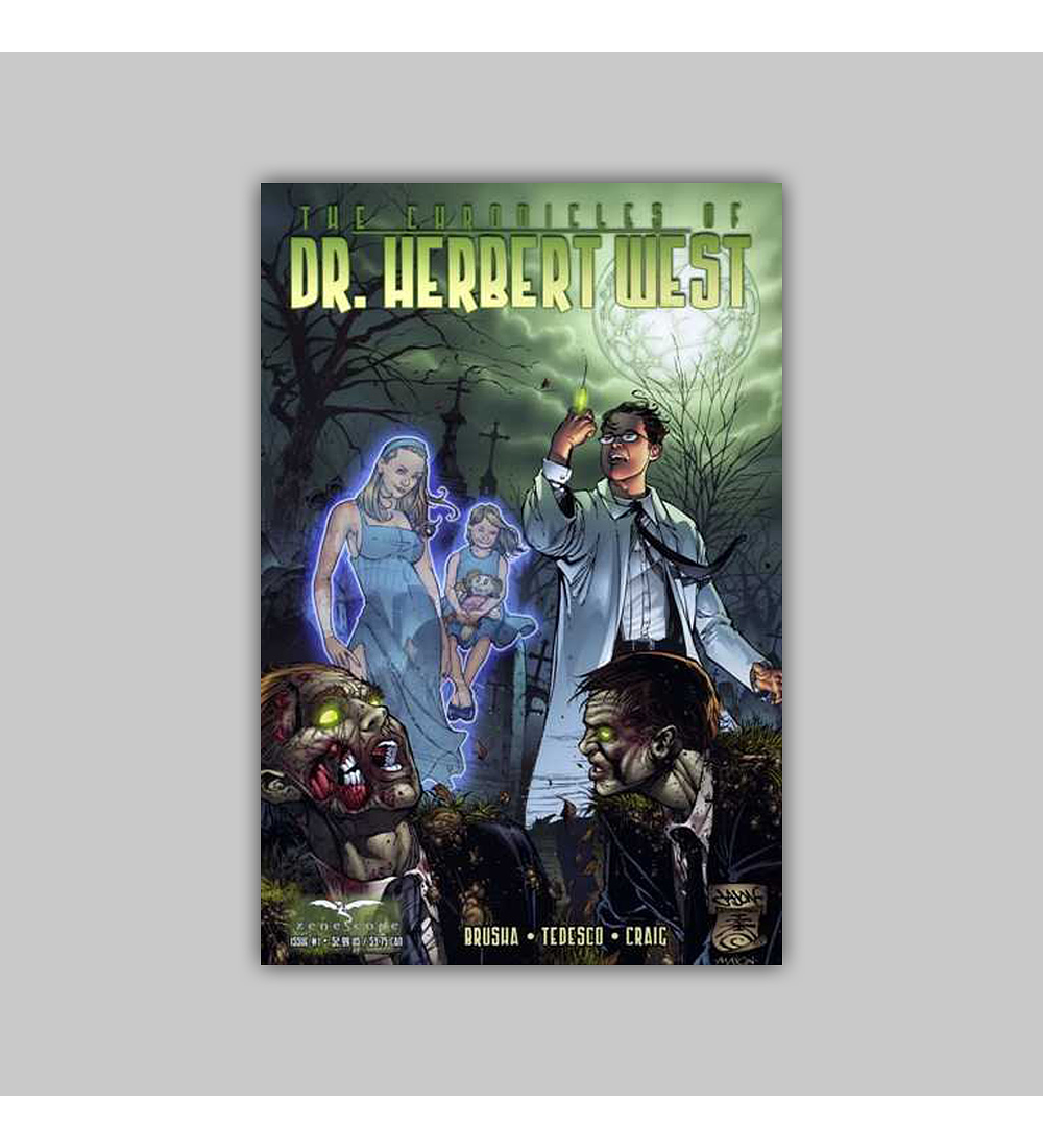 Chronicles of Dr. Herbert West 1 2008