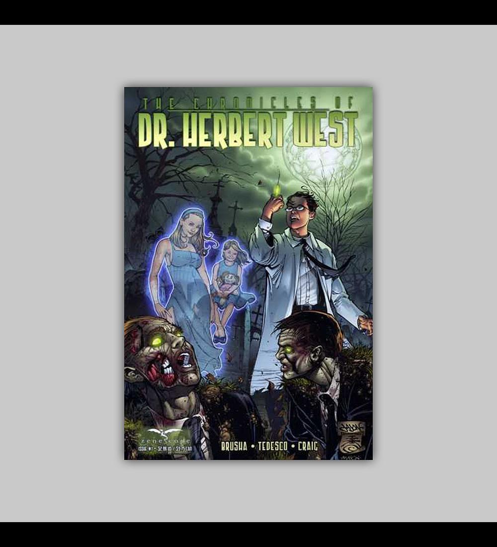 Chronicles of Dr. Herbert West 1 2008