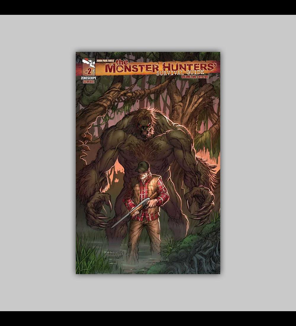 Monster Hunters' Survival Guide 2 2011