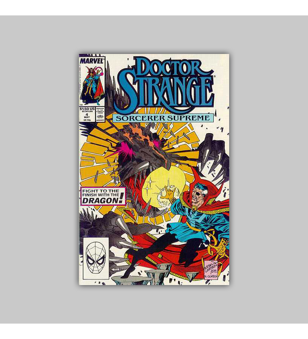 Doctor Strange, Sorcerer Supreme 4 1989