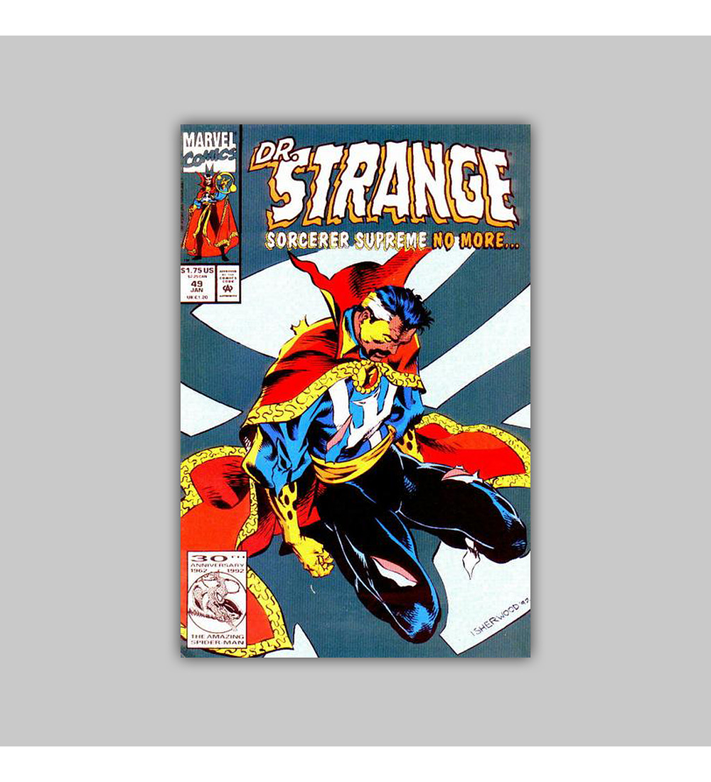 Doctor Strange, Sorcerer Supreme 49 1993