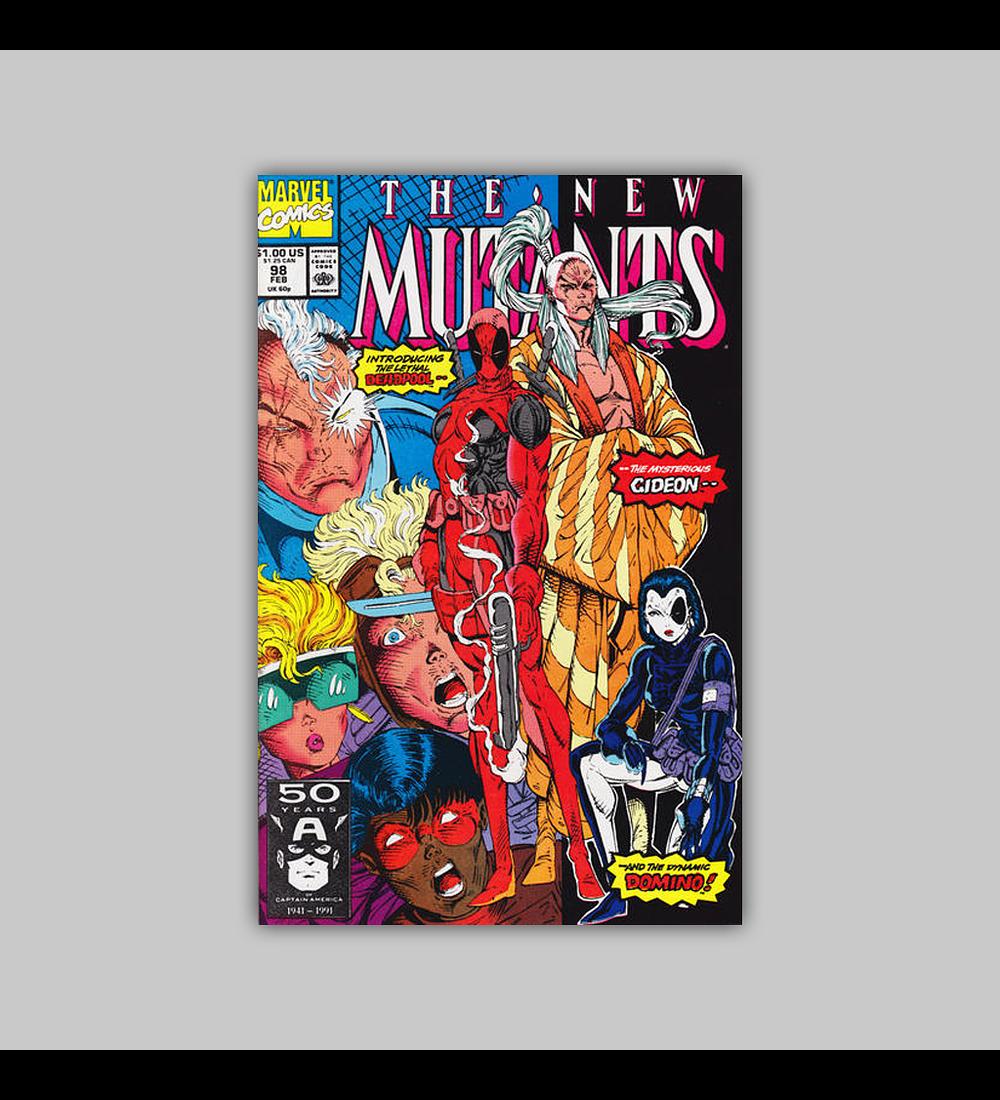 New Mutants 98 1991