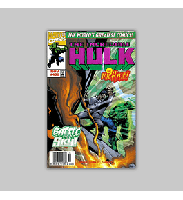 Incredible Hulk 458 1997