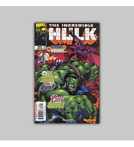 Incredible Hulk 470 1998