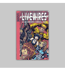 Livewires: Clockwork Thugs, Yo Digest 2005