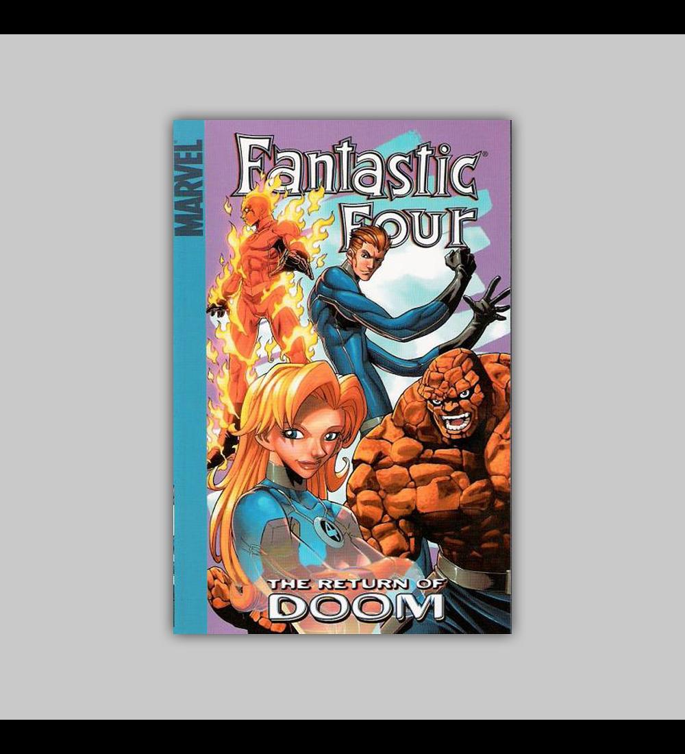 Marvel Age: Fantastic Four Vol. 03 - Return of Doctor Doom Digest 2005