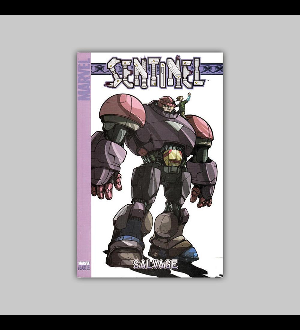 Marvel Age: Sentinel Vol. 01 - Salvage - Digest 2004