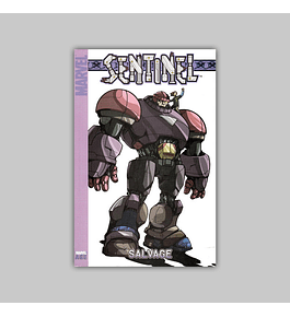 Marvel Age: Sentinel Vol. 01 - Salvage - Digest 2004