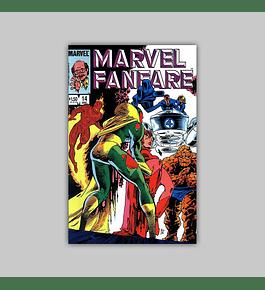 Marvel Fanfare 14 1984