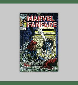 Marvel Fanfare 12 1982