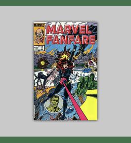 Marvel Fanfare 11 1983