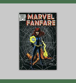Marvel Fanfare 10 1983