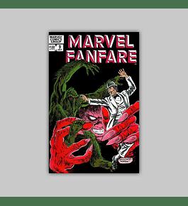 Marvel Fanfare 9 1983