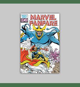 Marvel Fanfare 8 1983