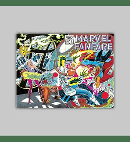Marvel Fanfare 5 1982