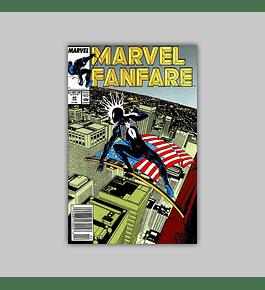 Marvel Fanfare 42 1989