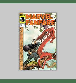 Marvel Fanfare 35 1987