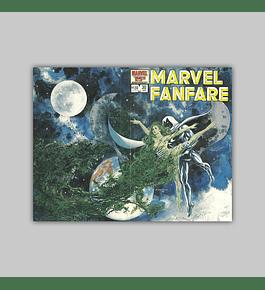 Marvel Fanfare 30 1987