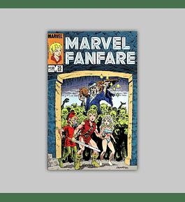 Marvel Fanfare 25 1986